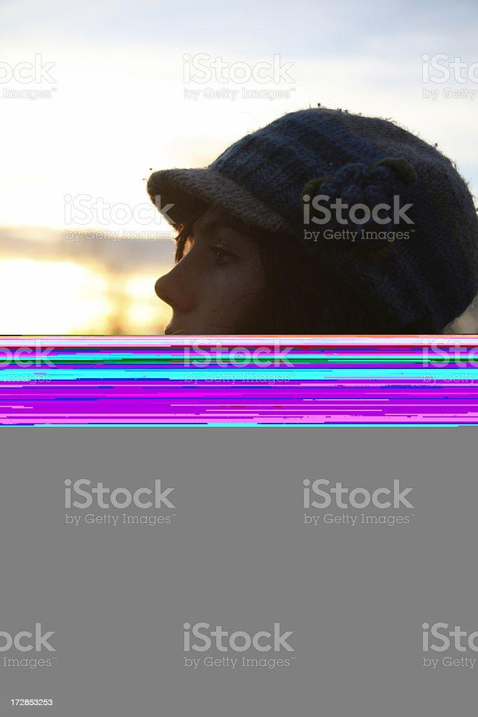 Philipino Flag stock photo