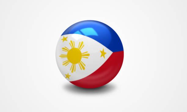 Cтоковое фото Philippine Flag