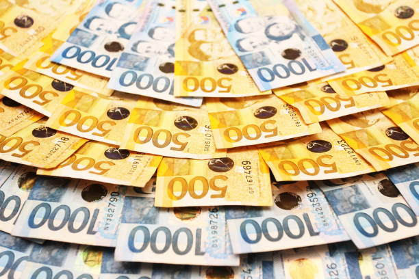 Best Philippines Currency Stock Photos, Pictures & Royalty