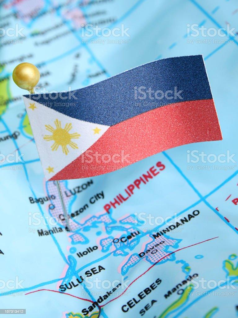 Philippines royalty-free stock photo