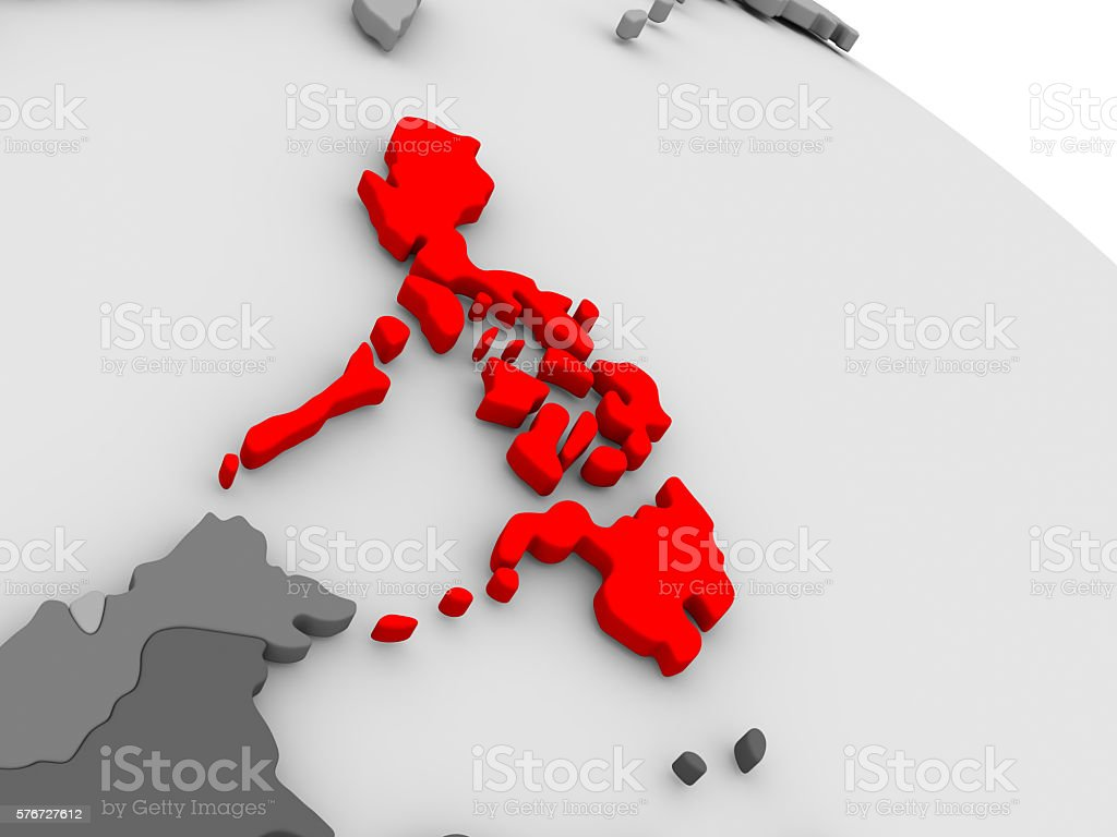 Philippines stock photo
