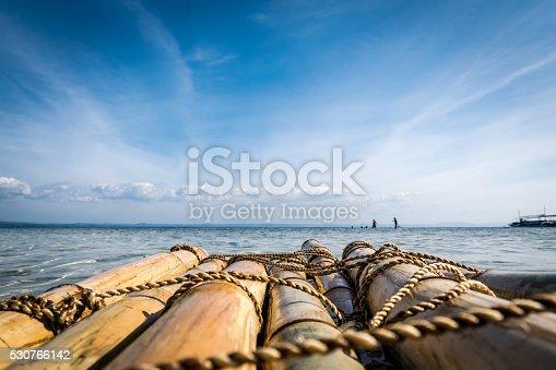 istock Philippines- Raft 530766142