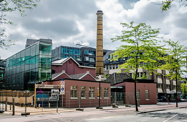 philips museum - eindhoven stockfoto's en -beelden