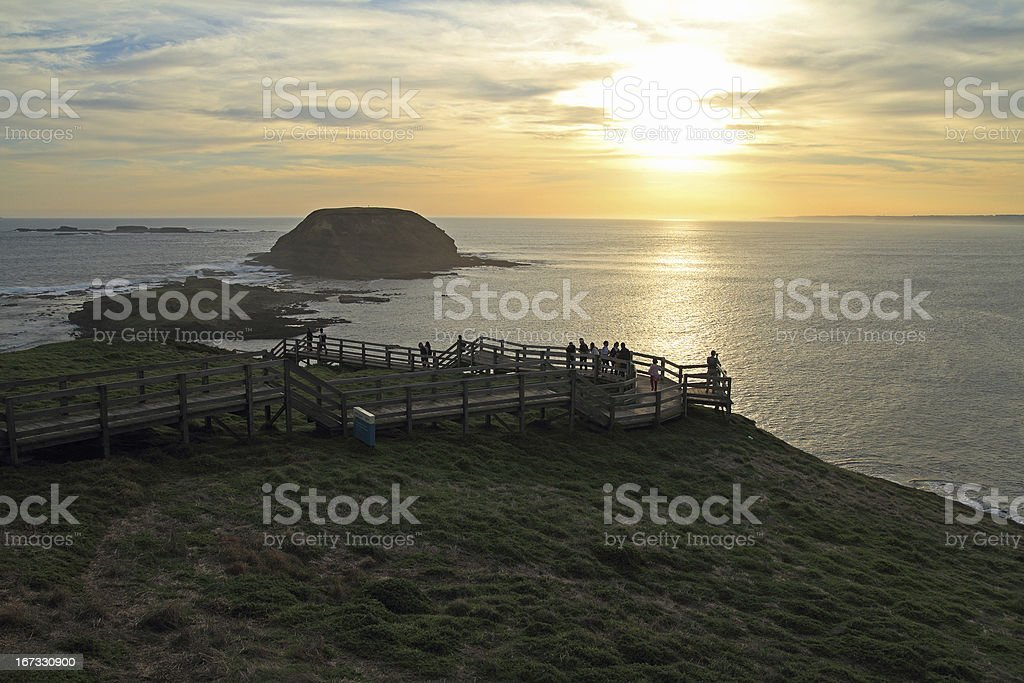 Phillip Island, Australia royalty-free stock photo