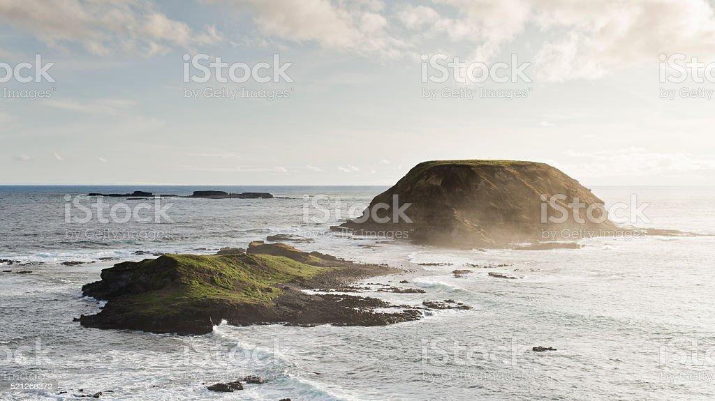 Phillip Island, Australia stock photo