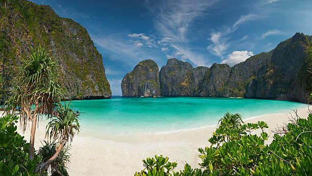 Cтоковое фото Остров Пхи-Пхи, провинция Краби, Таиланд.