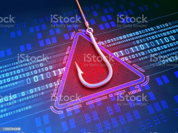 Attacco Di Phishing - Fotografie stock e altre immagini di Accessibilità