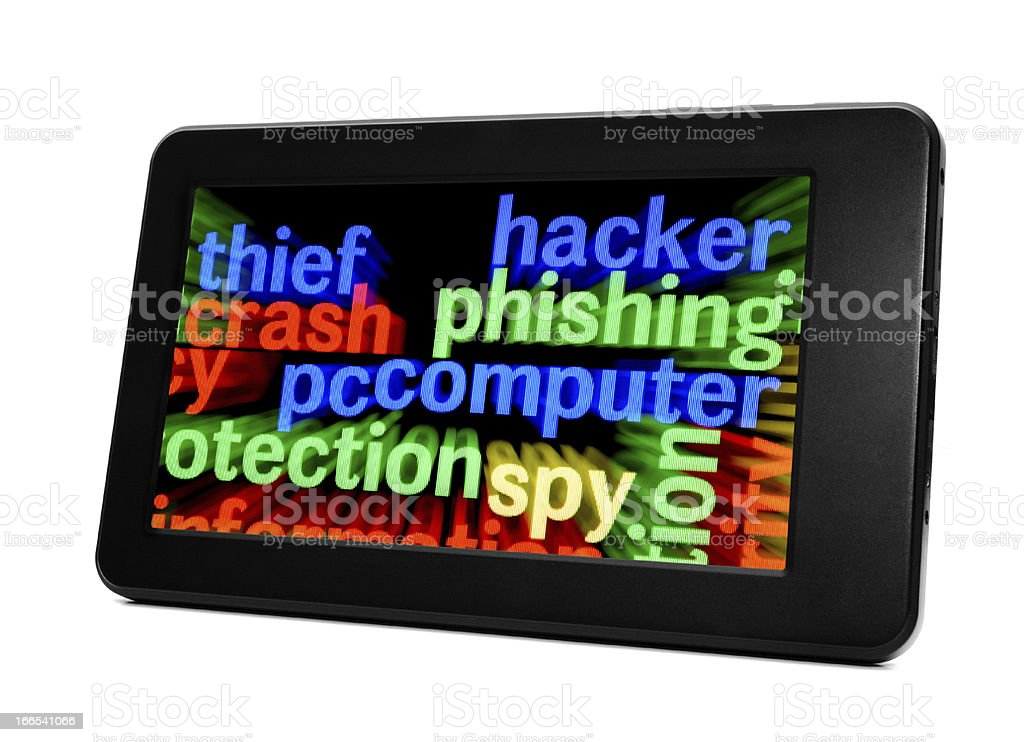 Phishing concept royalty-free stock photo