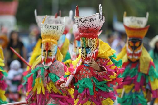 Phi Ta Khon Ghost Festival