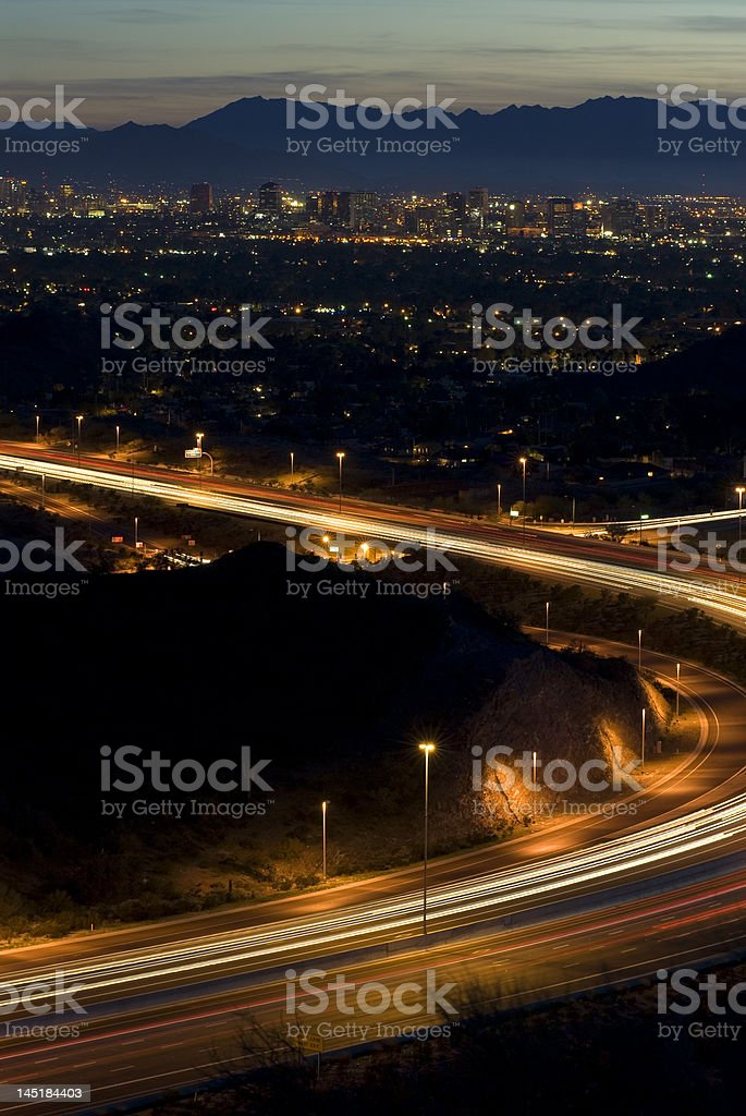 Phoenix and the 51 royalty-free stock photo