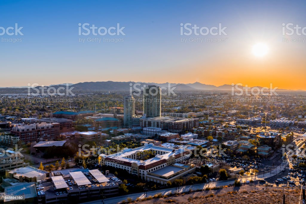 Phoenix Arizona City Überblick – Foto