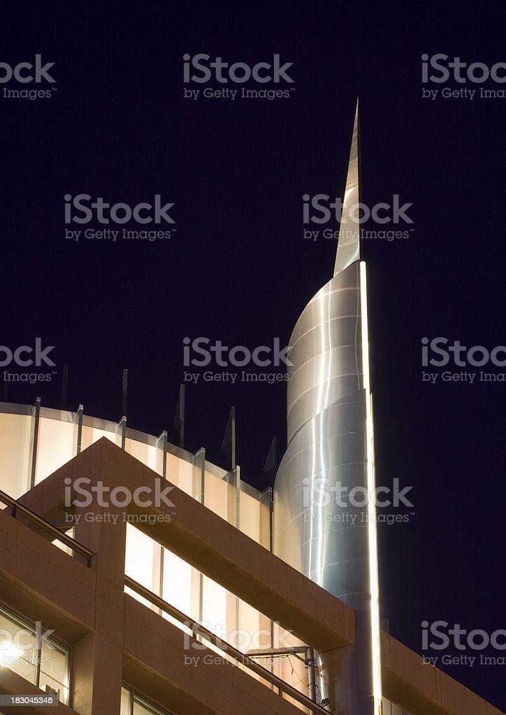 Phoenix City Hall royalty-free stock photo