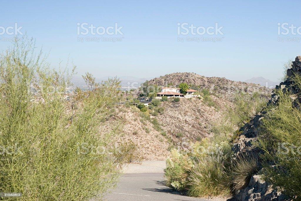 Phoenix Life Style, AZ royalty-free stock photo