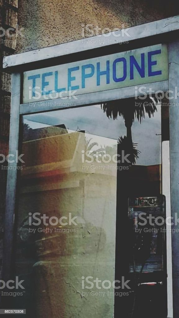 Phone Booth Stock Photo - Download Image Now - iStock