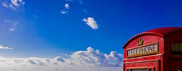 GPO-Telefon box beach – Foto