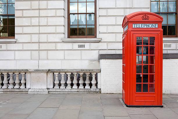 UK Telefon box – Foto