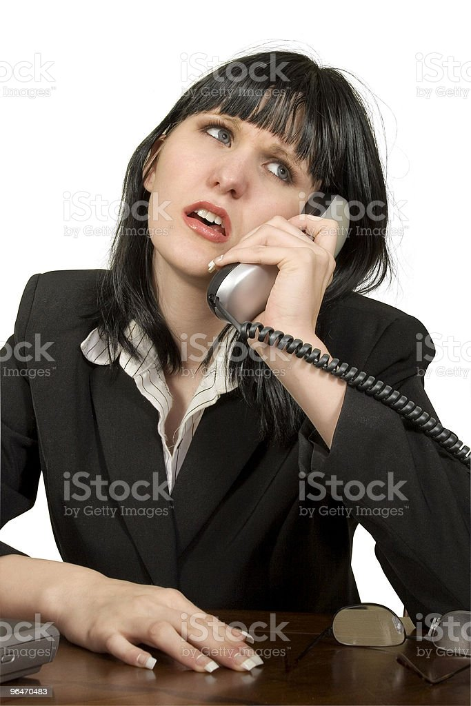 Phone Call royalty-free stock photo
