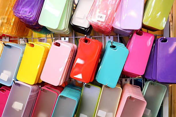 kasus telepon. - phone accessories potret stok, foto, & gambar bebas royalti