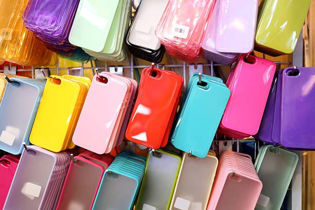 phone case. - personal accessory stock photos and pictures