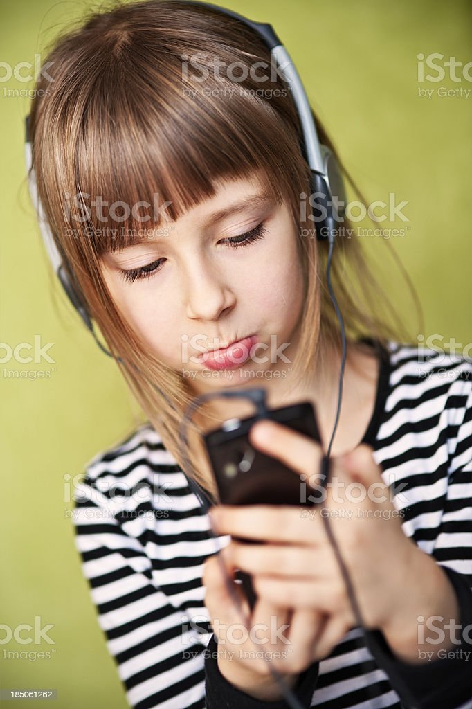 Phone malfunction stock photo