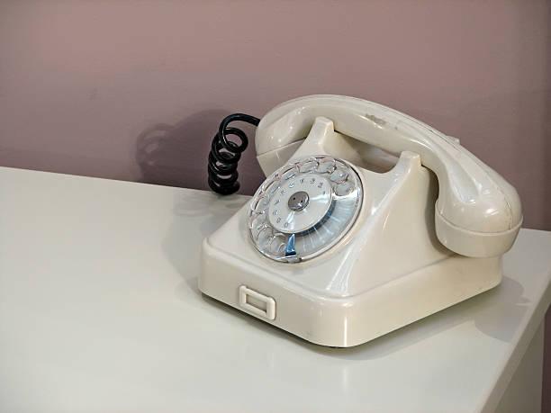 telefon - nostalgie telefon stock-fotos und bilder