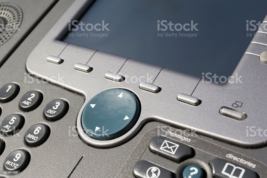 IP Phone royalty-free stock photo