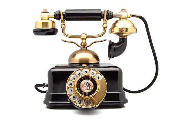 Telefonos Antiguos Banco De Fotos E Imágenes De Stock Istock