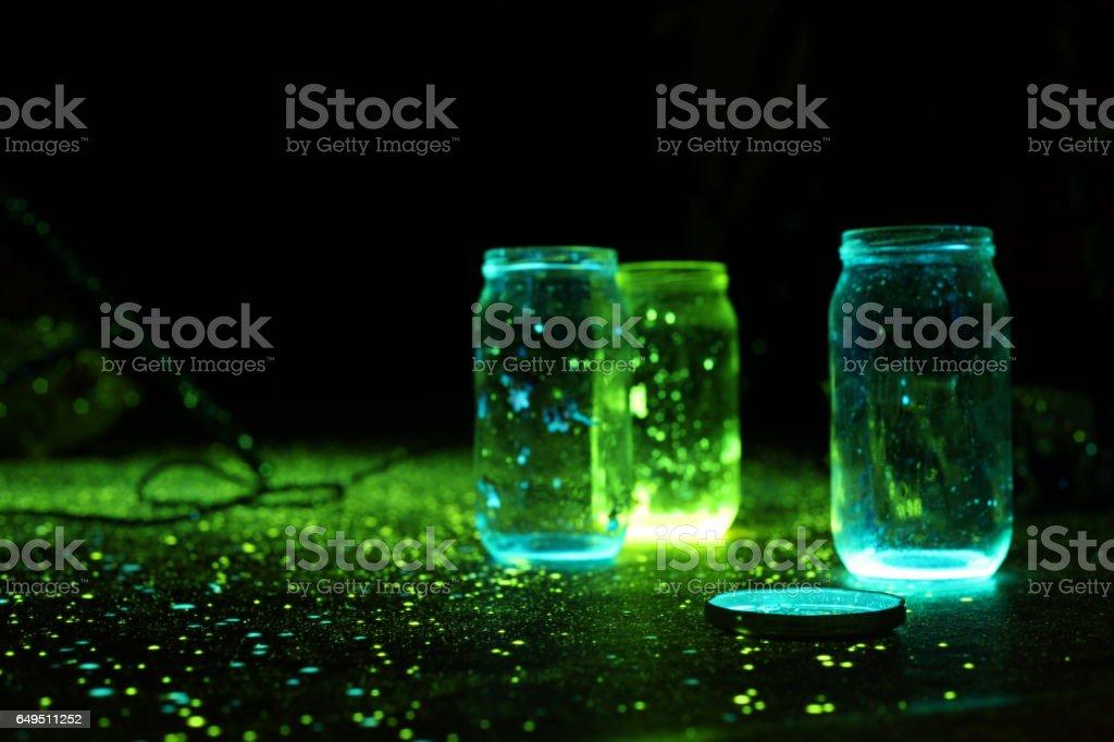 phosphorus glowstick royalty-free stock photo