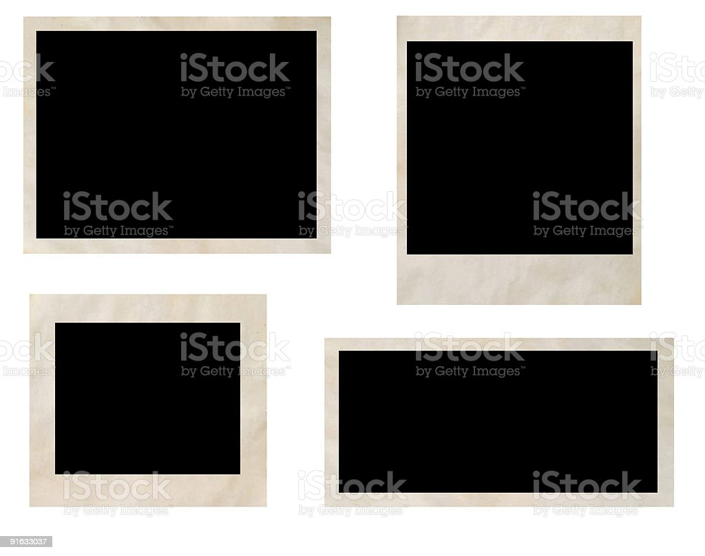 phote frames stock photo