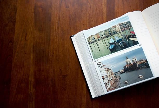 Album Photo sur la Table basse - Photo
