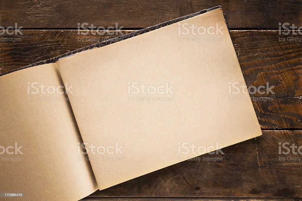 Álbum de fotografías - foto de stock