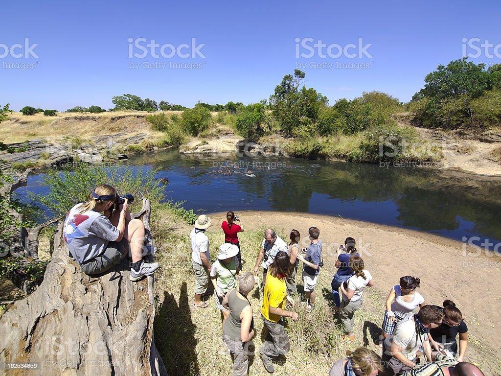 Photo at Mara stock photo