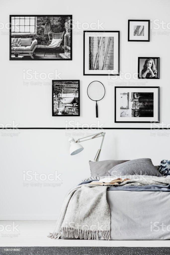 Photo libre de droit de Photo Collecteur Chambre À Coucher ...