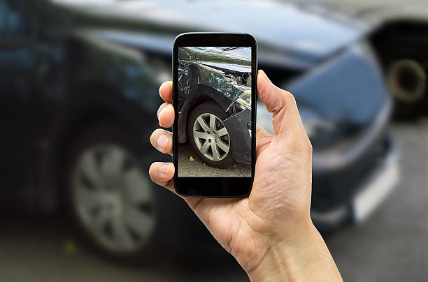 photo for accident insurance - car photos stock pictures, royalty-free photos & images