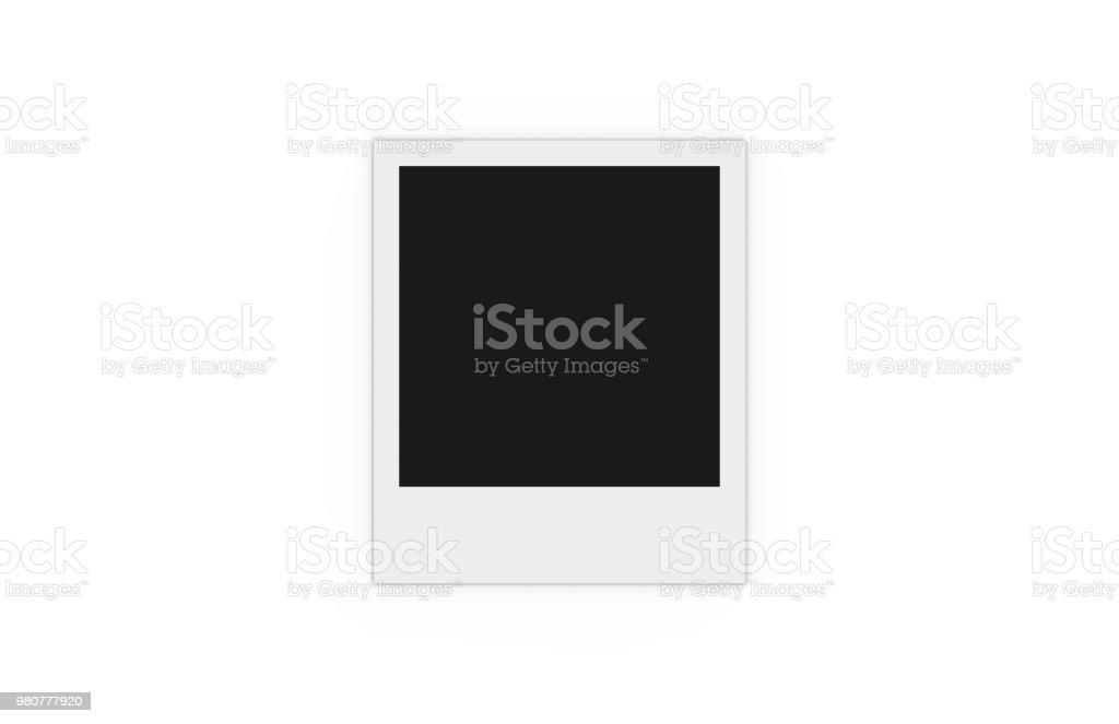 Photo frames background – zdjęcie