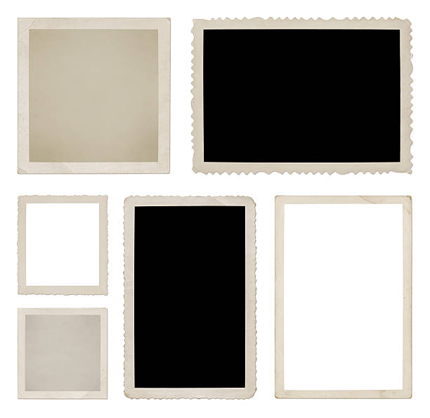 photo frames collection - old fashioned stock pictures, royalty-free photos & images