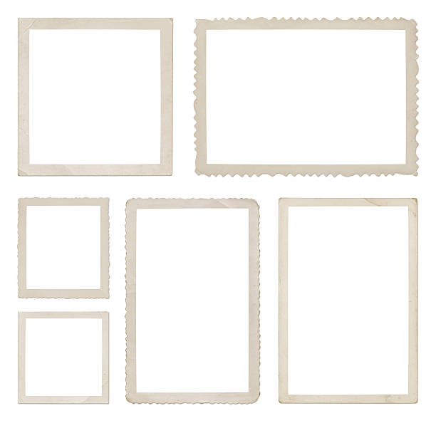 Photo Frames Collection - foto de stock