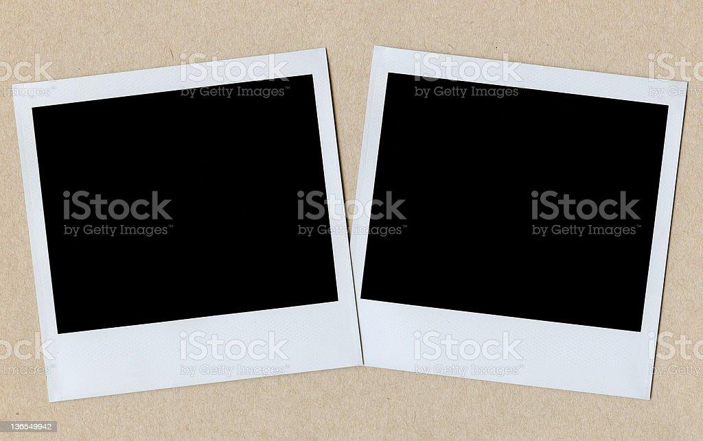 Photo frames (XXXL) royalty-free stock photo