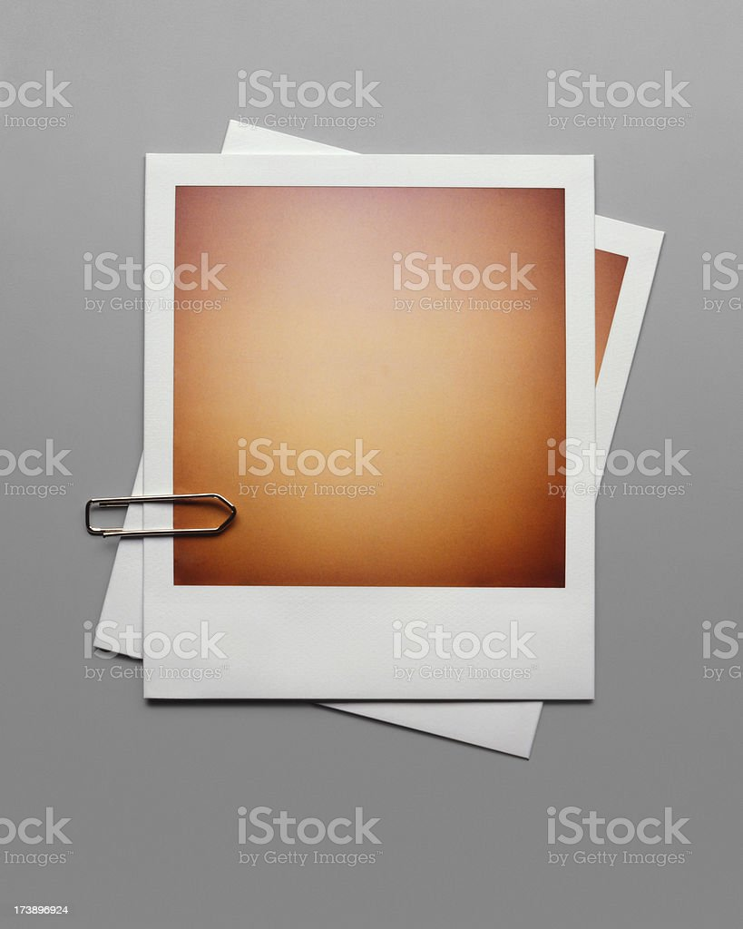 Photo frames royalty-free stock photo
