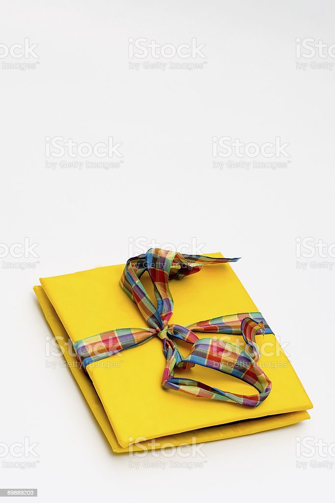 Photo Gallery Gift royalty-free stock photo