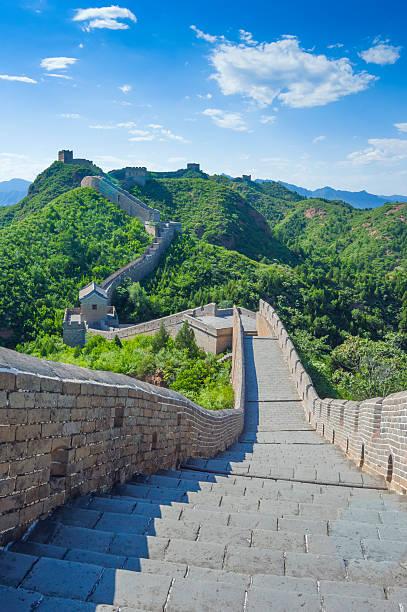 China, Chinesische Mauer – Foto