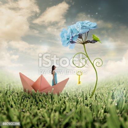 istock Photo manipulation: unlocking the power of individual potential 692900386