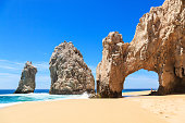 istock Photo of a beach in Cabo San Lucas 471283412