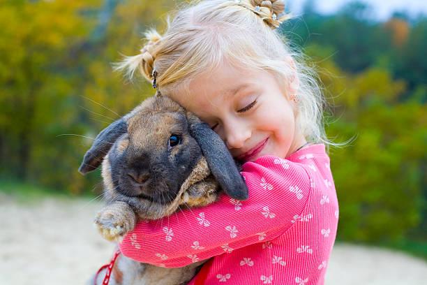 Photo of a little girl in pink clothes hugging a rabbit picture id187013982?b=1&k=6&m=187013982&s=612x612&w=0&h=lbbrx3rfrbhixh3joxmzhjbrqpa7yvepkazqi l3vqg=
