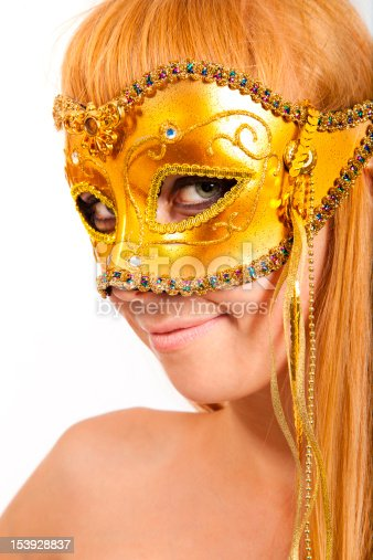 512061362 istock photo Photo of a young woman wearing mask 153928837