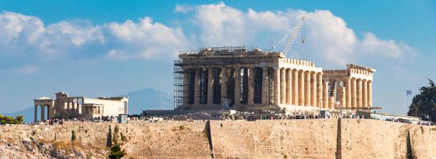 Photo of Acropolis of Athens stock photo