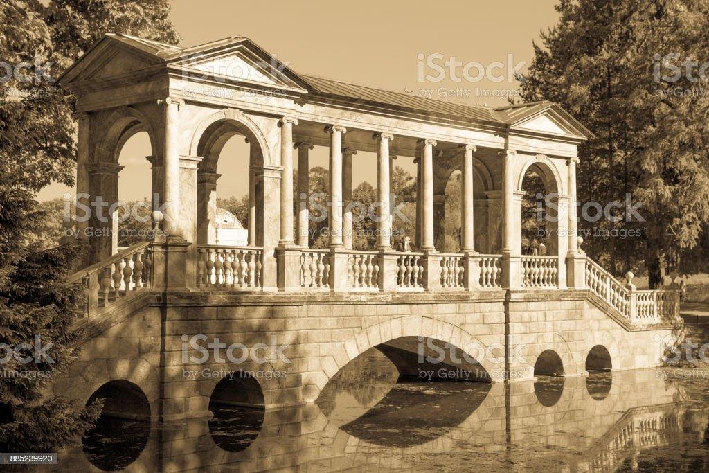 photo of architecture of Saint-Petersburg stock photo