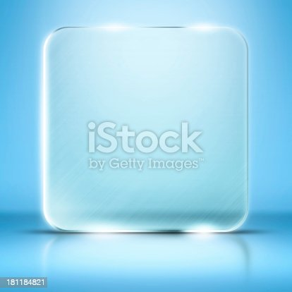 153984410istockphoto Photo of blank glass plate with copy space 181184821