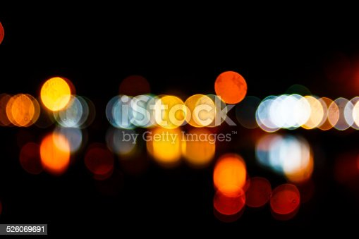 1154996700istockphoto Photo of bokeh lights 526069691