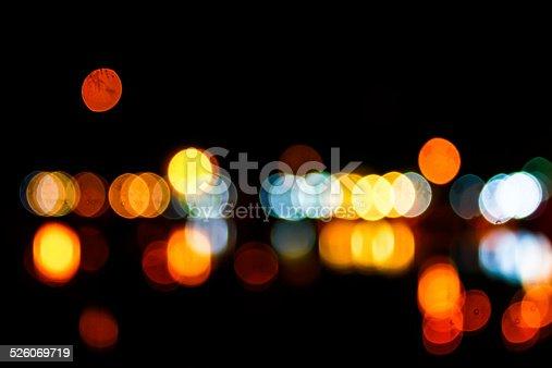 1154996700istockphoto Photo of bokeh lights 526069719